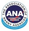 Richmond Nannies - ANA logo